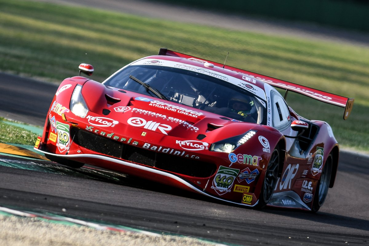 Spettacolo a Imola per il primo ACI Racing Weekend