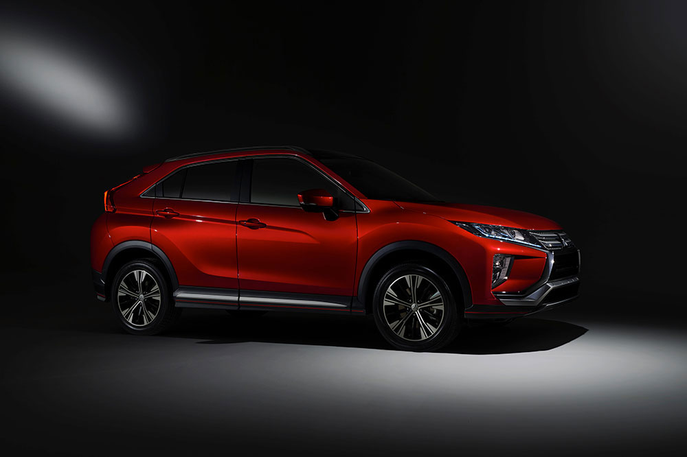 Good Design Award a Mitsubishi Eclipse Cross e GT-PHEV