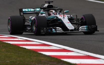 Cina: FP2 con Hamilton e Raikkonen in 7 millesimi