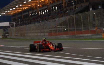 Bahrain: le Ferrari dominano le seconde libere