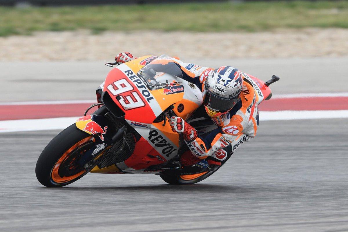 MotoGP: pole di Marquez davanti a Viñales