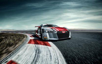 Audi R8 LMS pronta per l'Italiano Gran Turismo 2018