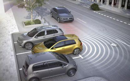VW Rear Traffic Alert con Blind Spot Monitor