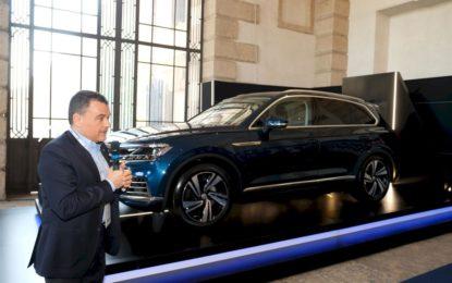 Presentare un'auto a Vinitaly? Bel controsenso