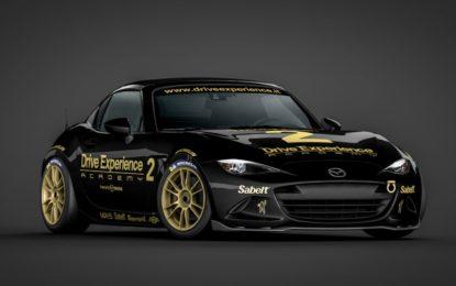 Mazda MX-5 per la Drive Experience Academy
