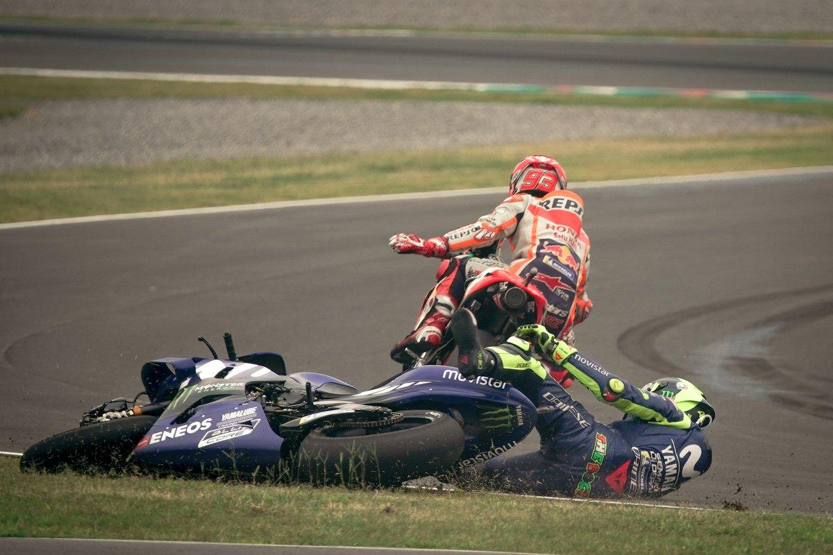 Incidente Rossi-Marquez: Lin Jarvis ai microfoni di Sky