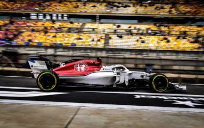 A Leclerc serve tempo, ma l'Alfa-Sauber è un dramma