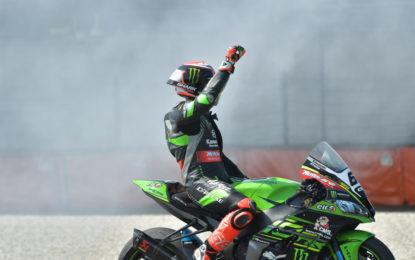 WorldSBK: Tom Sykes vince Gara 2 ad Assen
