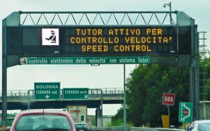 UNC e Codice della Strada: 150 km/h in autostrada proposta condivibile