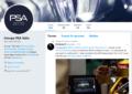Groupe PSA Italia è anche sui social