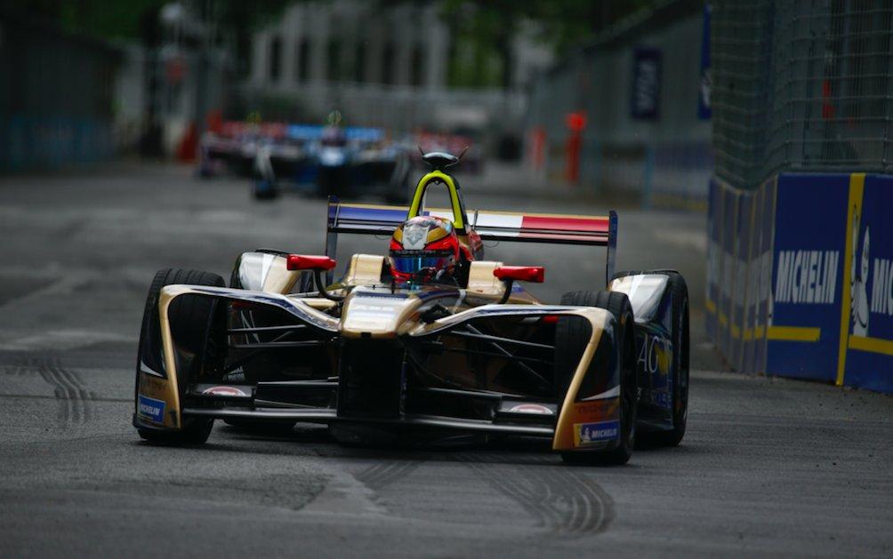 Formula E: Vergne vince il Paris e-Prix
