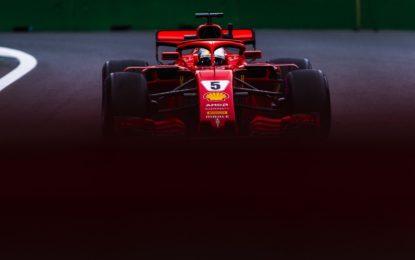A Baku pole di Vettel davanti alle Mercedes