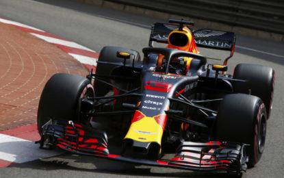 Canada: Ricciardo a rischio penalità