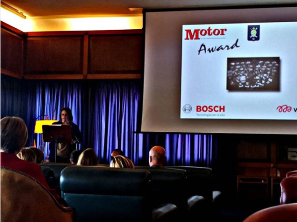 Consegnati a Roma i Motor Awards 2018
