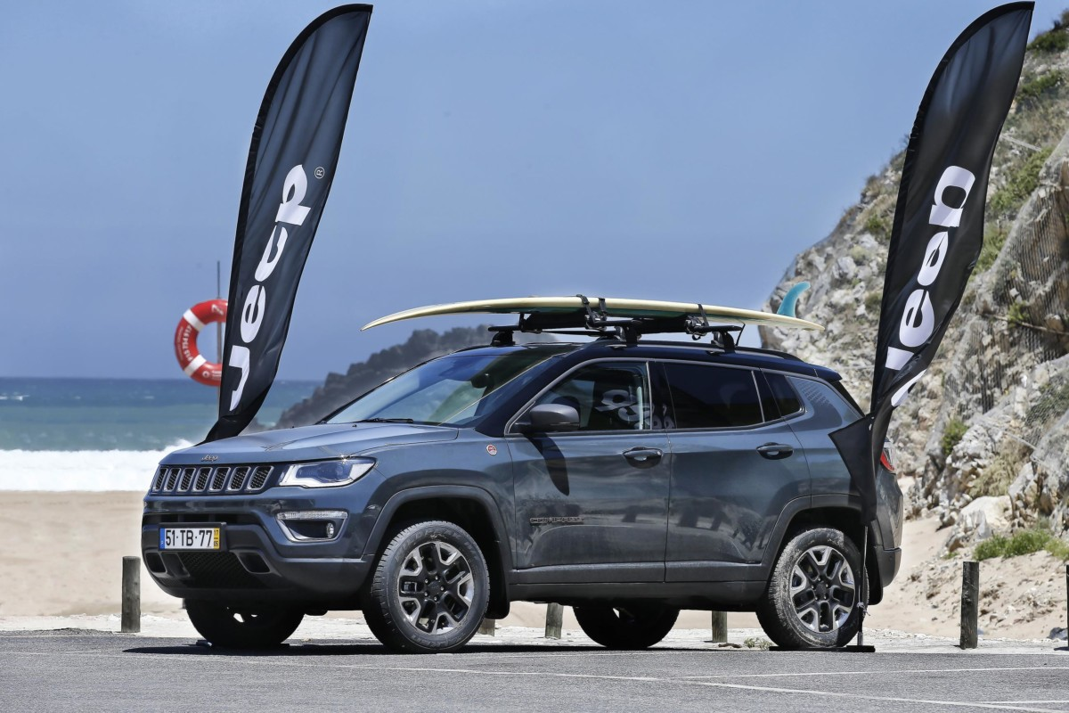 Weekend di test con Jeep ed Europcar