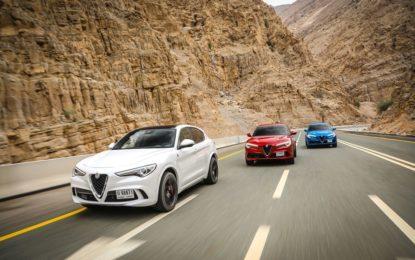 """Alfa Romeo main sponsor """"Mitteleuropean Race"""""""