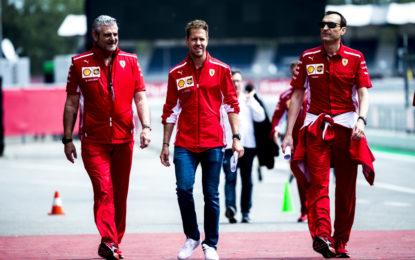Spagna: Ferrari pronta a sfruttare ogni opportunità