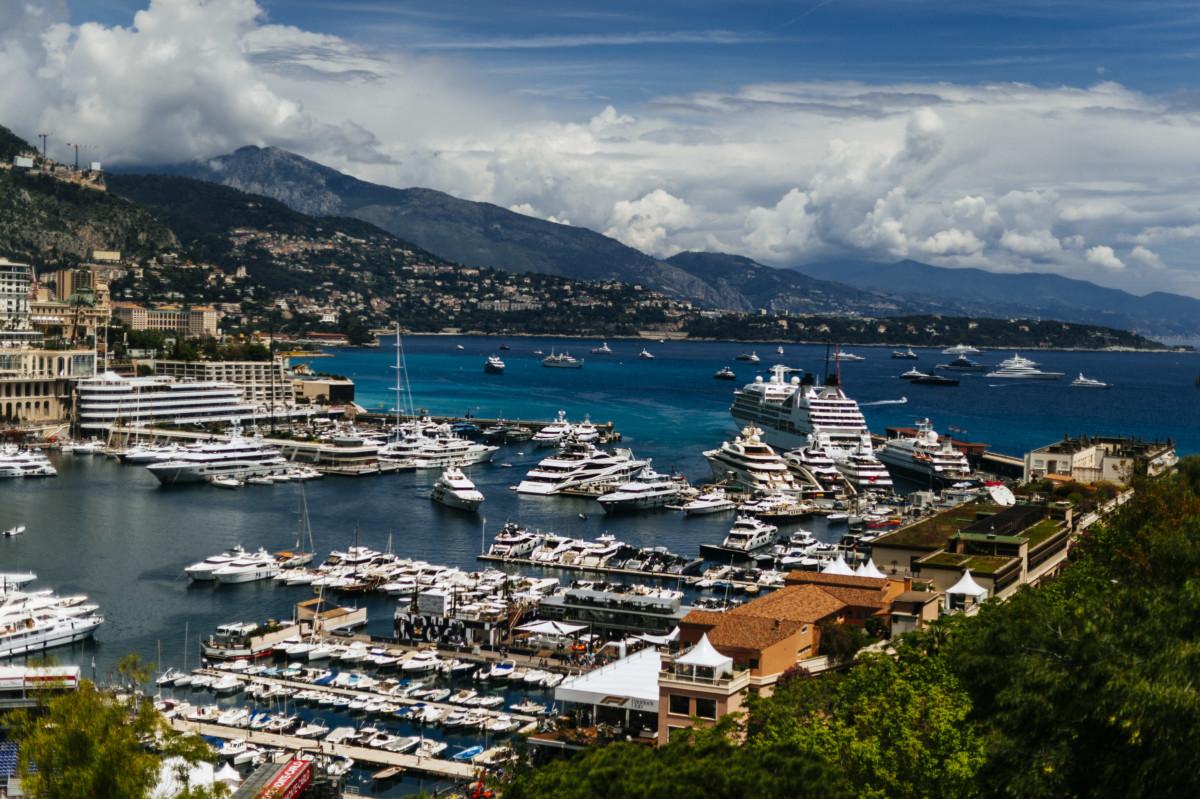 Vettel e Raikkonen alla vigilia del weekend di Monaco