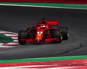 Francia: Vettel tranquillo sul fronte pneumatici
