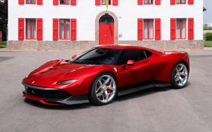 Ferrari SP38, ultima nata del programma One-Off