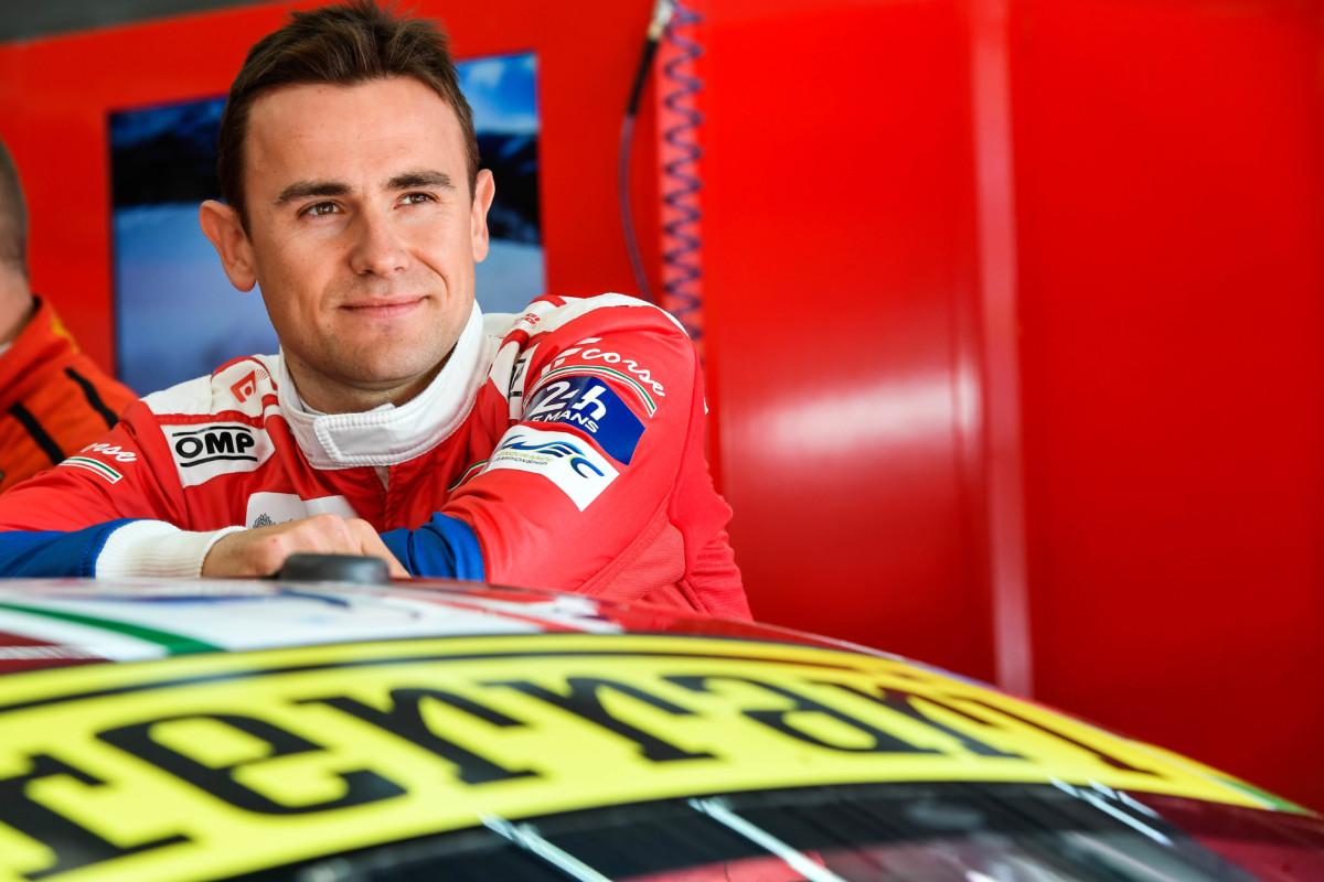 Dopo il podio di Spa, Rigon ai Ferrari Racing Days