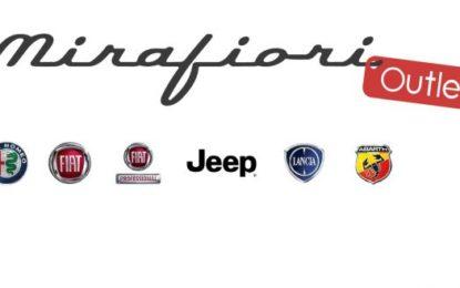 Online il nuovo sito Mirafiori Outlet