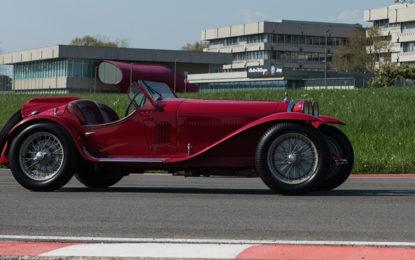 Il 19 maggio la Mille Miglia al Museo Alfa Romeo