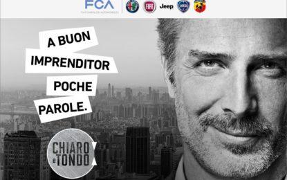 """""""Chiaro e Tondo"""": FCA per il business"""