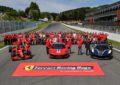 Sole sui Ferrari Racing Days a Spa-Francorchamps