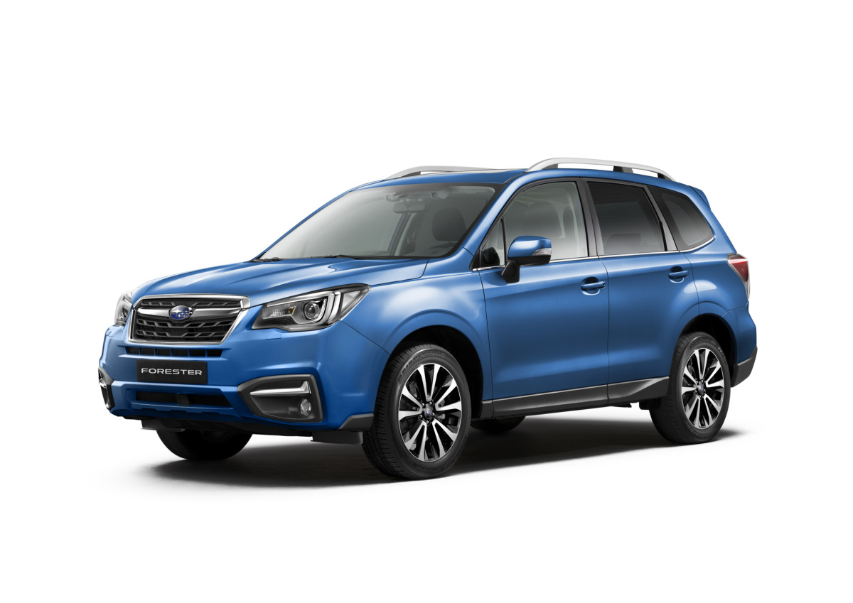 Subaru Italia al Company Car Drive