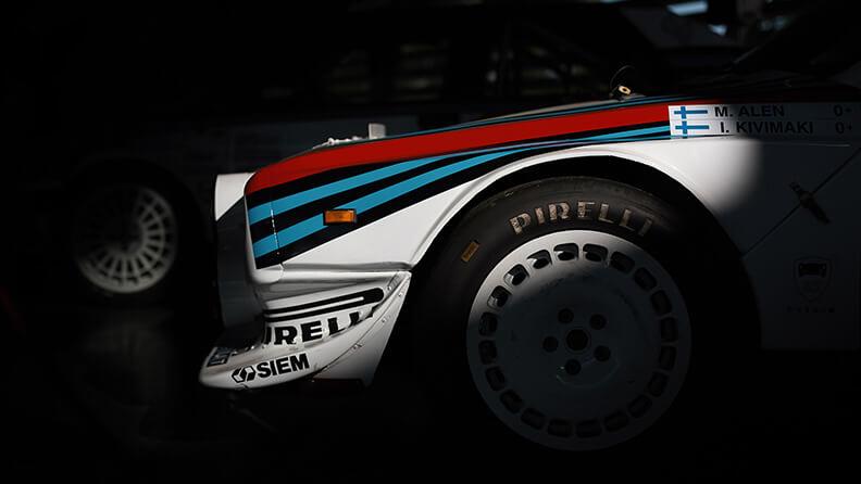 Cinquant'anni di Martini Racing