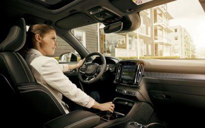 Partnership tra Volvo e Google per l'infortainment