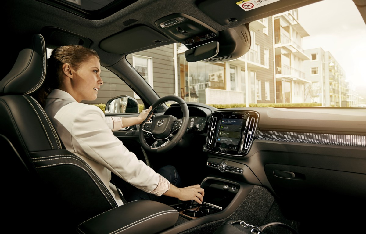 Partnership tra Volvo e Google per l'infortainment