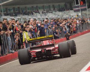Un nuovo successo per l'Historic Minardi Day