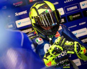 Valentino Rossi solo 9°: manca velocità