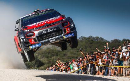 WRC: Citroën archivia l'Argentina e pensa già al Portogallo