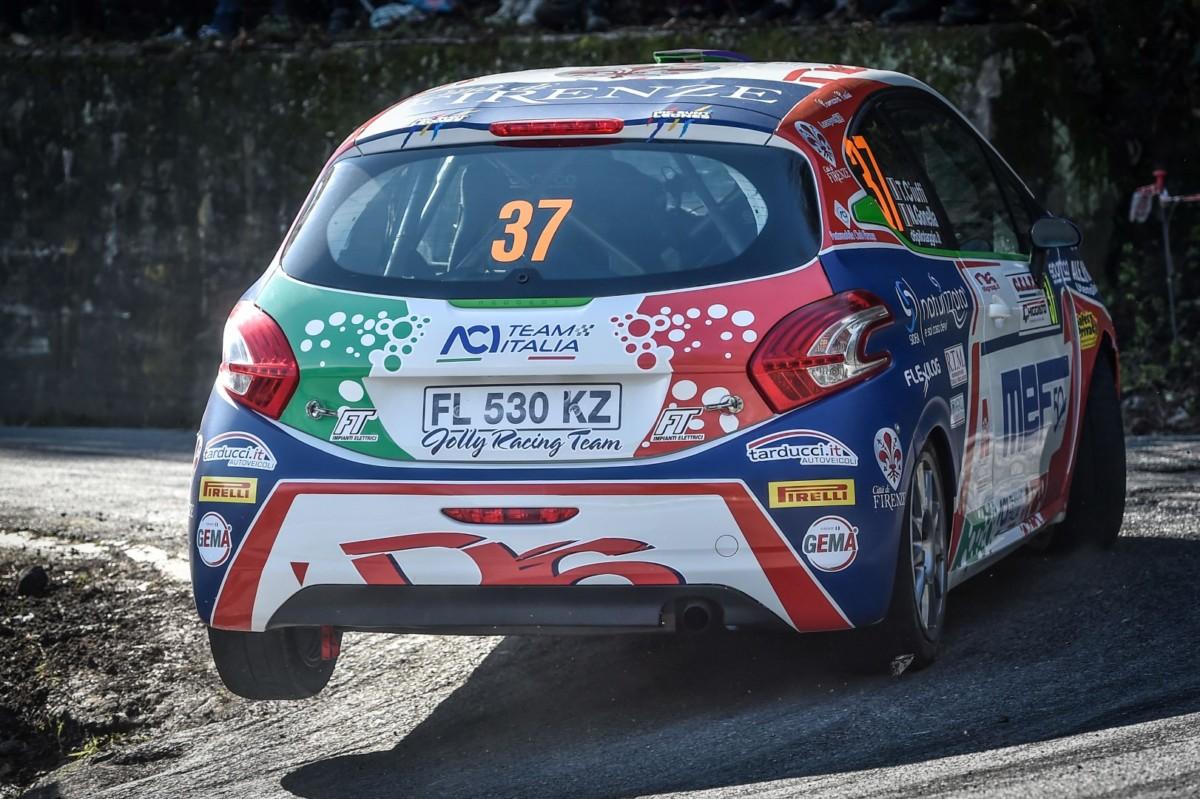 Peugeot Competition Top alla Targa Florio