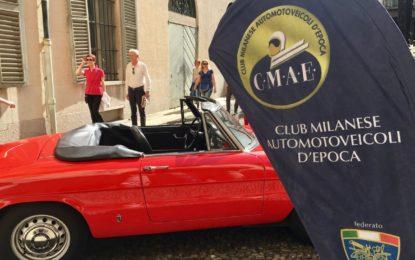 Cortili Aperti e auto d'epoca a Milano
