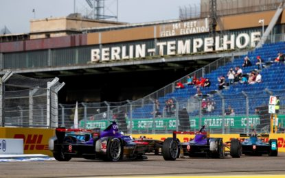 Formula E: punti importanti per Bird e DS a Berlino