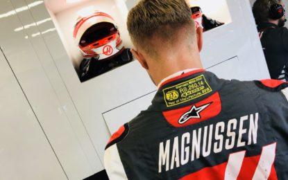Magnussen costretto a chiarire le voci sulla morte