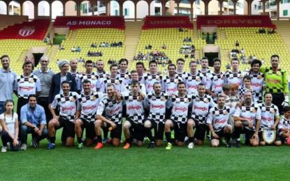 Questa sera a Monaco il World Stars Football Match