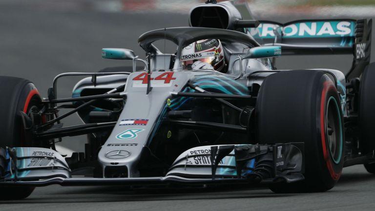 Spagna: Hamilton-Bottas, davanti a Ferrari e Red Bull