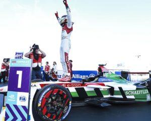 Formula E: doppietta Audi con Abt-di Grassi a Berlino