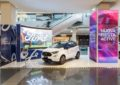 Ford tra la gente, negli shopping center