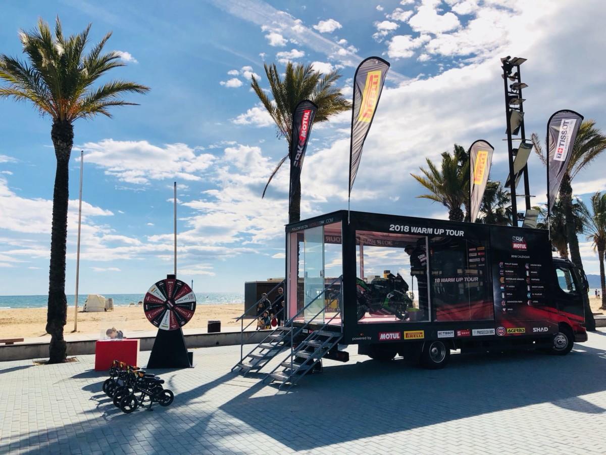 Conto alla rovescia per il Mondiale Superbike a Imola