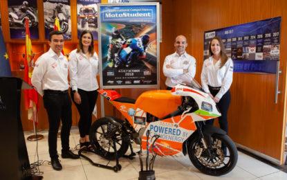 J.JUAN presenta la 5° edizione di MotoStudent