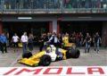 Historic Minardi Day: i colori della memoria