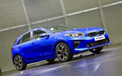 Nuova Kia CEED: debutto italiano a Company Car Drive