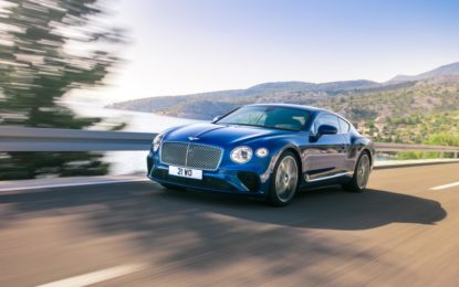 Bentley Milano Official Partner del Salone Nautico di Genova