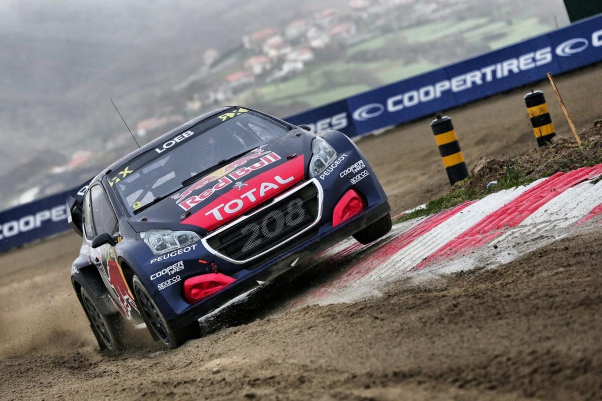 Rallycross: Peugeot all'attacco in Belgio